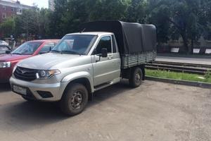 Автомобиль УАЗ 23602