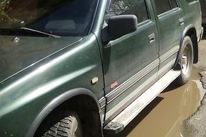 Автомобиль Opel Frontera, отличное состояние, 1992 года выпуска, цена 300 000 руб., Кемерово