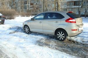 Автомобиль Chery Very, отличное состояние, 2012 года выпуска, цена 190 000 руб., Санкт-Петербург