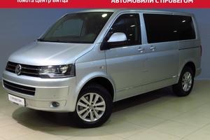 Авто Volkswagen Multivan, 2012 года выпуска, цена 1 999 000 руб., Москва