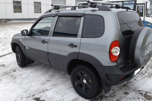 Подержанный автомобиль Chevrolet Niva, отличное состояние, 2016 года выпуска, цена 625 000 руб., Егорьевск