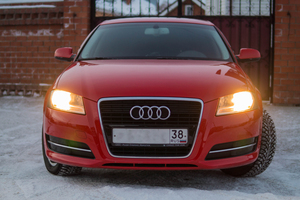 Автомобиль Audi A3, отличное состояние, 2012 года выпуска, цена 615 000 руб., Иркутск