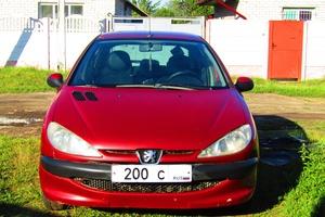 Автомобиль Peugeot 206, хорошее состояние, 2007 года выпуска, цена 178 000 руб., Казань