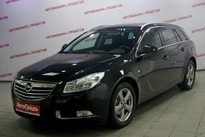 Авто Opel Insignia, 2010 года выпуска, цена 699 000 руб., Москва
