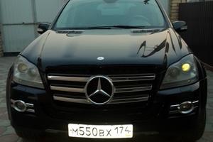 Подержанный автомобиль Mercedes-Benz GL-Класс, хорошее состояние, 2008 года выпуска, цена 1 050 000 руб., Челябинск