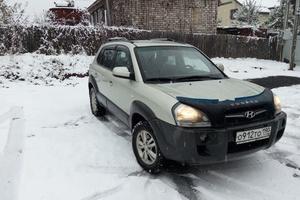 Автомобиль Hyundai Tucson, хорошее состояние, 2008 года выпуска, цена 530 000 руб., Звенигород