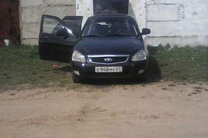 Подержанный автомобиль ВАЗ (Lada) Priora, отличное состояние, 2012 года выпуска, цена 270 000 руб., Смоленск