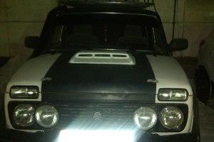 Подержанный автомобиль ВАЗ (Lada) 4x4, хорошее состояние, 1997 года выпуска, цена 130 000 руб., Челябинск