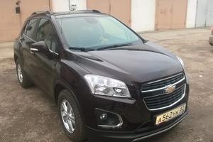 Автомобиль Chevrolet Tracker, отличное состояние, 2013 года выпуска, цена 740 000 руб., Феодосия