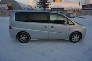 Автомобиль Honda Stepwgn, хорошее состояние, 2005 года выпуска, цена 595 000 руб., Санкт-Петербург