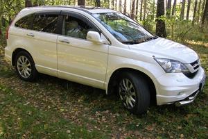 Подержанный автомобиль Honda CR-V, отличное состояние, 2010 года выпуска, цена 1 100 000 руб., Краснозаводск