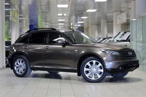 Авто Infiniti FX-Series, 2007 года выпуска, цена 755 555 руб., Москва