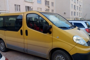 Автомобиль Renault Trafic, отличное состояние, 2009 года выпуска, цена 700 000 руб., Севастополь