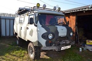 Автомобиль УАЗ 3741, хорошее состояние, 1995 года выпуска, цена 370 000 руб., Красноярск