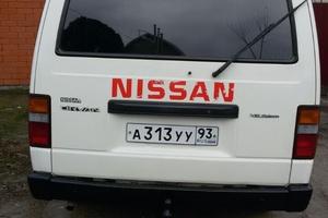 Автомобиль Nissan Urvan, отличное состояние, 1997 года выпуска, цена 280 000 руб., Славянск-на-Кубани