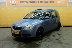 Авто Skoda Roomster, 2008 года выпуска, цена 385 000 руб., Москва