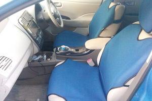 Автомобиль Nissan Leaf, хорошее состояние, 2011 года выпуска, цена 610 000 руб., Ижевск