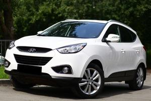 Авто Hyundai ix35, 2011 года выпуска, цена 1 030 000 руб., Новосибирск