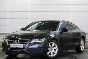 Авто Audi A7, 2010 года выпуска, цена 1 300 000 руб., Санкт-Петербург
