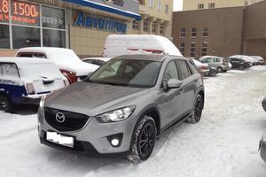 Авто Mazda CX-5, 2013 года выпуска, цена 1 250 000 руб., Санкт-Петербург