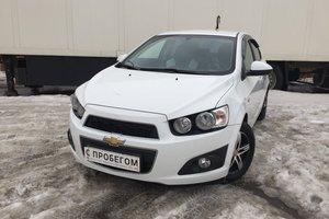 Авто Chevrolet Aveo, 2014 года выпуска, цена 470 000 руб., Московская область