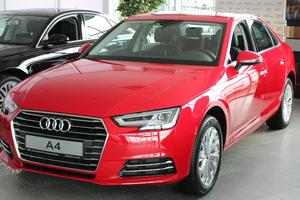 Авто Audi A4, 2016 года выпуска, цена 2 360 000 руб., Минеральные Воды