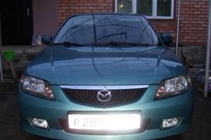 Автомобиль Mazda 323, хорошее состояние, 2002 года выпуска, цена 225 000 руб., Светлоград