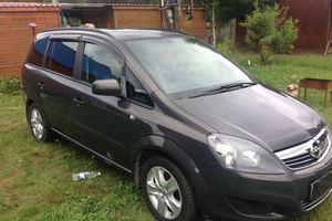 Автомобиль Opel Zafira, отличное состояние, 2012 года выпуска, цена 770 000 руб., Балашиха