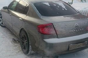 Автомобиль Nissan Skyline, среднее состояние, 2005 года выпуска, цена 250 000 руб., Нижневартовск
