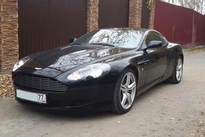 Автомобиль Aston Martin DB9, отличное состояние, 2005 года выпуска, цена 3 850 000 руб., Москва