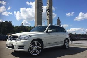 Автомобиль Mercedes-Benz GLK-Класс, отличное состояние, 2011 года выпуска, цена 1 300 000 руб., Челябинск