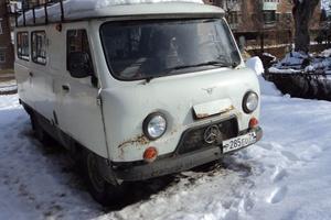 Автомобиль УАЗ 2206, среднее состояние, 2002 года выпуска, цена 115 000 руб., Тула