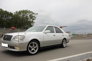 Автомобиль Toyota Crown, отличное состояние, 2002 года выпуска, цена 500 000 руб., Владивосток