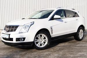 Авто Cadillac SRX, 2011 года выпуска, цена 949 000 руб., Москва