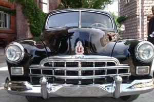 Автомобиль ГАЗ М-12 ЗиМ, отличное состояние, 1954 года выпуска, цена 1 600 000 руб., Москва