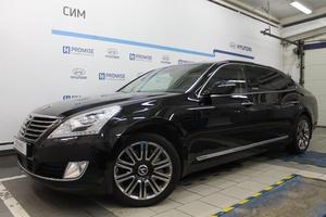 Авто Hyundai Equus, 2013 года выпуска, цена 2 240 000 руб., Москва