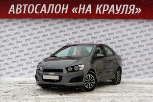 Авто Chevrolet Aveo, 2014 года выпуска, цена 429 196 руб., Екатеринбург