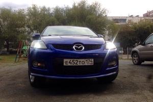 Подержанный автомобиль Mazda CX-7, хорошее состояние, 2008 года выпуска, цена 450 000 руб., Челябинск