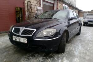 Автомобиль Brilliance BS4, хорошее состояние, 2008 года выпуска, цена 185 000 руб., Альметьевск