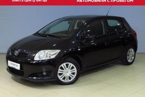 Авто Toyota Auris, 2007 года выпуска, цена 399 000 руб., Москва
