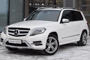 Авто Mercedes-Benz GLK-Класс, 2013 года выпуска, цена 1 629 000 руб., Санкт-Петербург