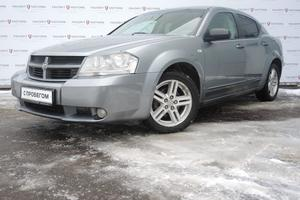 Авто Dodge Avenger, 2007 года выпуска, цена 411 635 руб., Москва