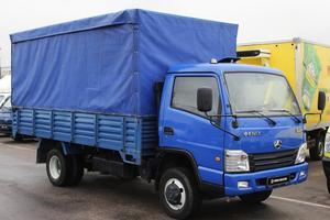 Авто BAW Fenix, 2015 года выпуска, цена 749 000 руб., Москва
