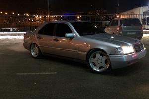 Подержанный автомобиль Mercedes-Benz C-Класс, отличное состояние, 1994 года выпуска, цена 230 000 руб., Видное