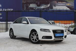 Подержанный автомобиль Audi A4, отличное состояние, 2012 года выпуска, цена 859 000 руб., Челябинск