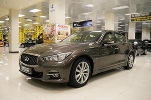 Авто Infiniti Q50, 2014 года выпуска, цена 1 429 000 руб., Москва