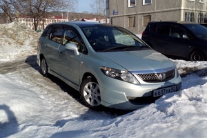 Автомобиль Honda Airwave, хорошее состояние, 2005 года выпуска, цена 385 000 руб., Междуреченск