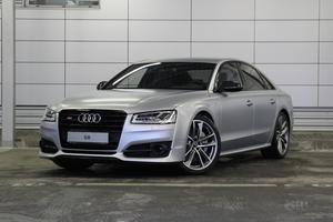 Авто Audi S8, 2016 года выпуска, цена 13 483 620 руб., Санкт-Петербург