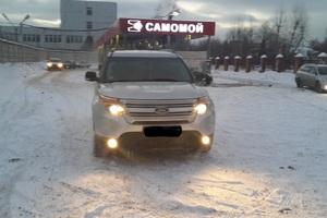 Автомобиль Ford Explorer, хорошее состояние, 2014 года выпуска, цена 1 320 000 руб., Видное