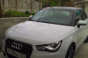 Подержанный автомобиль Audi A1, отличное состояние, 2014 года выпуска, цена 1 100 000 руб., Краснодар
